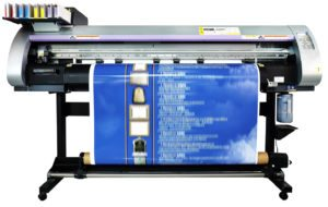 Our large format printing capabilities give you unlimited creative options for your marketing needs.